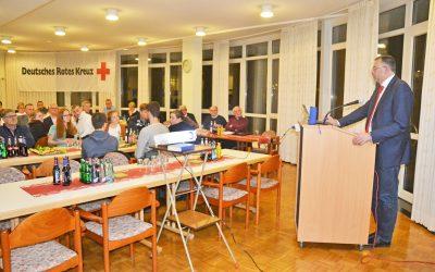 Vom Rettungsdienst bis zur Kinderbetreuung: Viele Aktivitäten und Neuerungen im Kreisverband