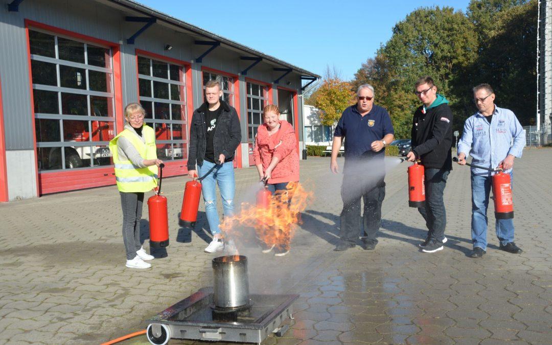 Wichtiges Know-how gegen Feuer und Flammen