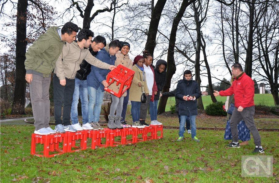 Neues Motivationsprojekt für Flüchtlinge in Uelsen