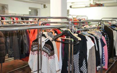 DRK Kleiderkammer öffnet wieder!