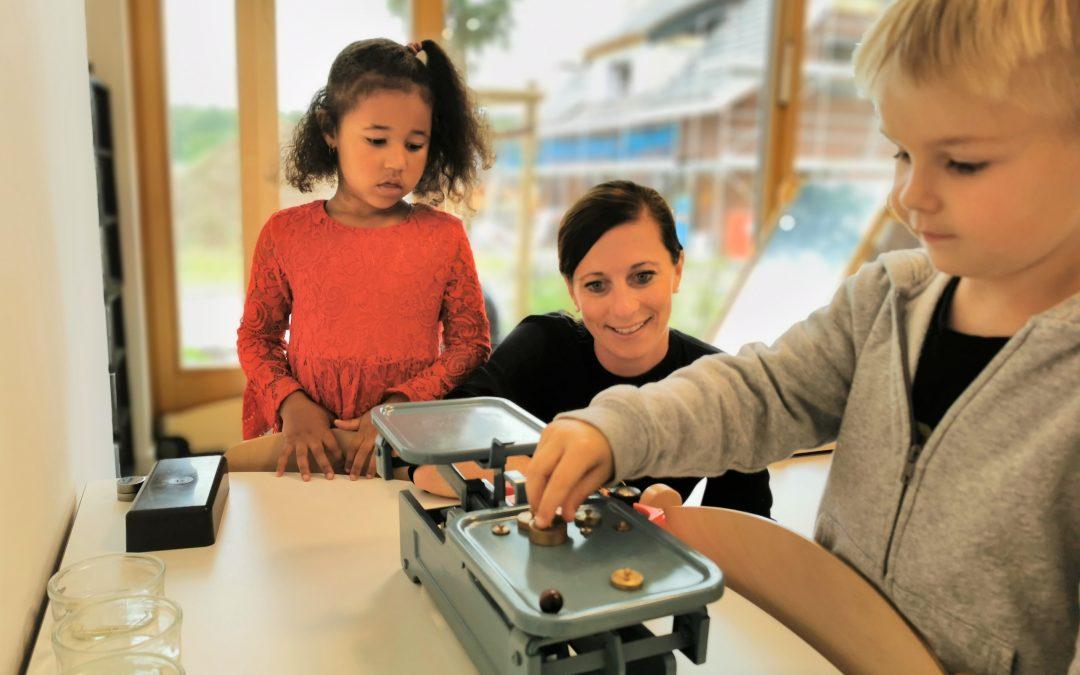"""Kindertagesstätte Bullerbü ist ein """"Haus der kleinen Forscher"""""""
