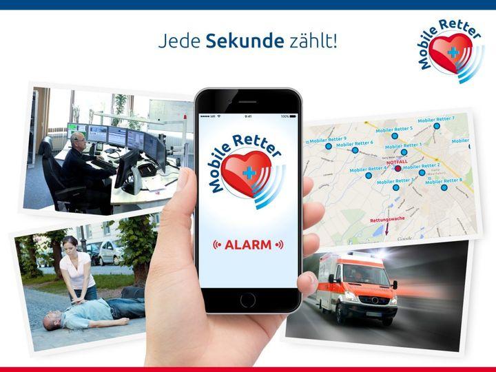 Leben retten – auch dafür gibt es eine App
