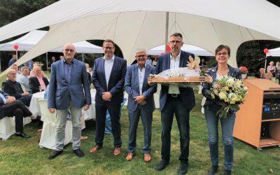 """""""Danke für 33 Jahre!"""" DRK-Vorstand verabschiedet: Eckhard Jürriens tritt in den Ruhestand"""